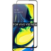 TEMPERED GLASS FULL LEM 9D VIVO Y30 NEW 2020
