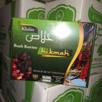KURMA HIKMAH KHALAS | KURMA KHOLAS 1 KG
