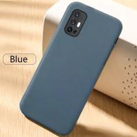 Case Vivo V19 Premium Slim Matte Softcase Vivo V19 - Biru