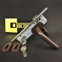Handle Pintu Alumunium Murah / Kunci Pintu Alumunium Lengkap KS-2118