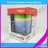 Food Maker Set Food Processor Set Lusty Bunny LB-1374