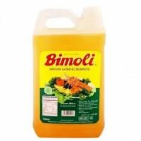 Promo Minyak Goreng Bimoli 5 Liter