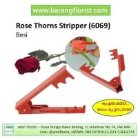 Rose Thorn Stripper (6069), alat buang duri bunga,aksesoris toko bunga