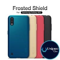 Hard Case Nillkin Super Frosted Shield Samsung Galaxy A01 Original