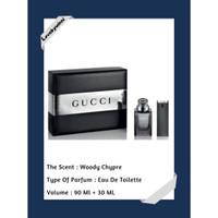 Gucci by Gucci Pour Homme Parfum Gift Set