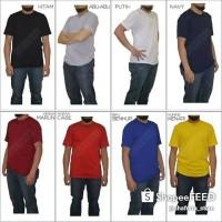 Big Promo Kaos Polos Combed 24s Kualitas Premium ukuran XS - Putih, XS