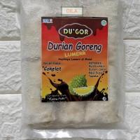 DUGOR DURIAN GORENG DUREN LUMER ISI COKELAT