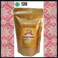 BIJI KOPI SANGRAI /COFFEE BEAN SEMENDO ARABICA BENUA (PREMIUM)@250gram