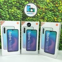Xiaomi Redmi Note 8Ram 4/64GB Garansi Resmi - Biru