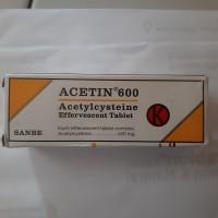 ACETIN 600