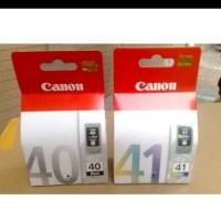Tinta Canon PG40-CL41 (1set)ORIGINAL