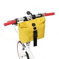 SALLY JAGGER Yellow - Tas sepeda lipat scooter handlebar sling bag