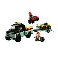 10649 Lego City Great Vehicles ATV Race Team