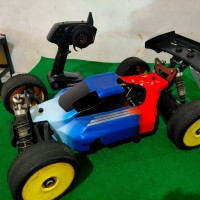 Buggy 1/8 mbx6r limited edition rareitem rc cars offroad bukan xray