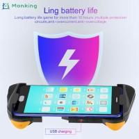 Gamepad pubg Controller Joystick Wireless untuk iPhone Android