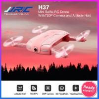 JJRC H37 Mini Selfie Folding Fixed Height Drone Gravity Sensing