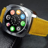 Gadget: X3 Smart Watch dengan Sim Card/TF + Bluetooth