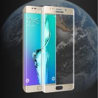Cover Pelindung Layar Tempered Glass untuk Samsung Galaxy S6 Edge