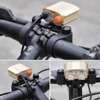 Bracket Holder Lampu Senter untuk Sepeda