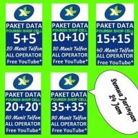 Paket Kuota XL Xtra Combo dan VIP Lengkap 5GB 10GB 15GB 20GB 30GB 35GB