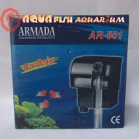 Pompa aquarium hanging filter ARMADA AR 501