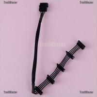 Tbid 1Pc Kabel Power Supply 4Pin SATA Series Male ke Female 18AWG