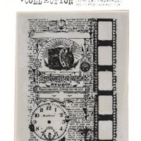Tim Holtz Cling Rubber Stamp-Photograph