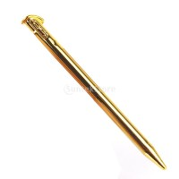 Plastic Stylus Touch Screen Pen for New Nintendo 3DS LL/XL Golden