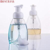 Botol Sabun Cair/Foam 250ml Model Pompa untuk Kebutuhan Rumah Tangga