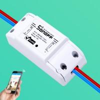 Portabel WiFi Modul Soket Tombol Pintar untuk Peralatan Rumah Tangga