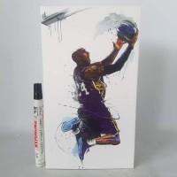 Mainan Action Figure Motion Masterpiece Kobe Bryant Nba Players Recast