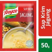ROYCO Sup Krim Jagung 50gr - Instant Corn Cream Soup