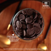 Cacao Barry Callebaut FORCE NOIRE 100gr 50% Dark Chocolate Couverture