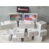 HP iPhone X - 256Gb ( Space Gray, Silver ) Original - BNIB - Garansi