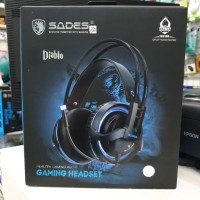 SADES DIABLO GAMING HEADSET