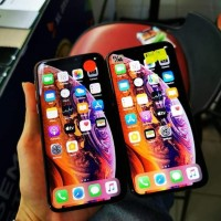 iphone Xs 64 batangan minus