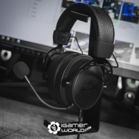 HyperX Cloud Alpha S Black 7.1 Surround Gaming Headset