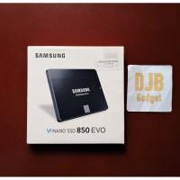Samsung SSD 850 EVO 2.5 Inch SATA 500GB - MZ-75E-500BW