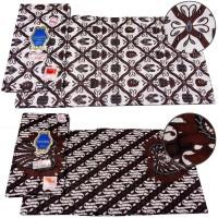 lembaran kain batik halus kain batik meteran