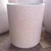 Pot Teraso Ukuran Diameter 40cm Tinggi 50cm