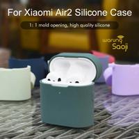 Casing Xiaomi Mi AirDots Pro 2 TWS Wireless Case Silicone