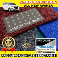 ALL NEW AVANZA Full Bagasi - Bahan 2 Warna