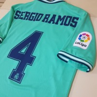 Jersey Original Real Madrid Third 3rd 2019/20 Sergio Ramos BNWOT