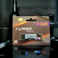 V-GEN SSD M.2 SATA 512GB TURBO M2 512 GB VGEN 2280 bukan 480gb / 500gb