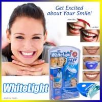 Pemutih Gigi Berteknologi WHITELIGHT TEETH WHITENING