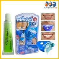 Alat Pemutih Gigi Instan WHITELIGHT (100% ORIGINAL)