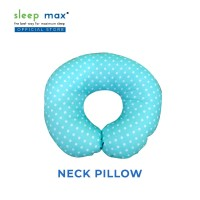 Sleep Max Neck Pillow/Bantal Leher/Bantal Travelling-Dotty Tosca