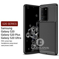 Case Samsung Galaxy S20 S20 Plus S20 Ultra Synthetic Protective Carbon