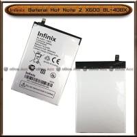 Baterai Infinix Hot Note 2 X600 BL40BX BL-40BX Original Batre Batrai H