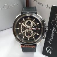 Alexandre Christie AC 6504 MC AC6504 MC 6504MC 6504 MC Mens Watch Ori